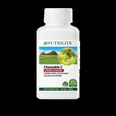 NUTRILITE Chewable C - 100 tablets