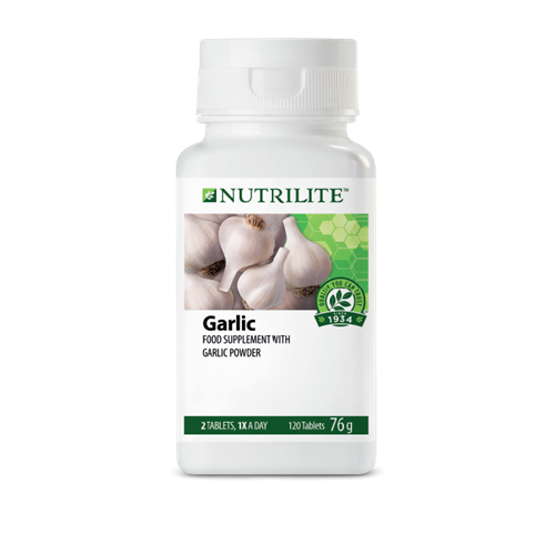 NUTRILITE Garlic - 120 tablets