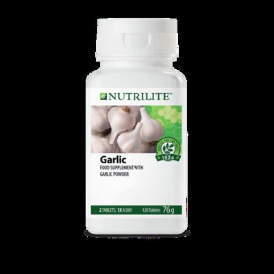 NUTRILITE Garlic - 120 tablets