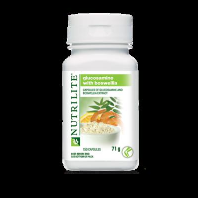 NUTRILITE Glucosamine with Boswellia - 150 capsules