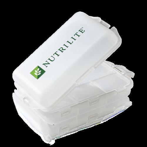 NUTRILITE Pill Box