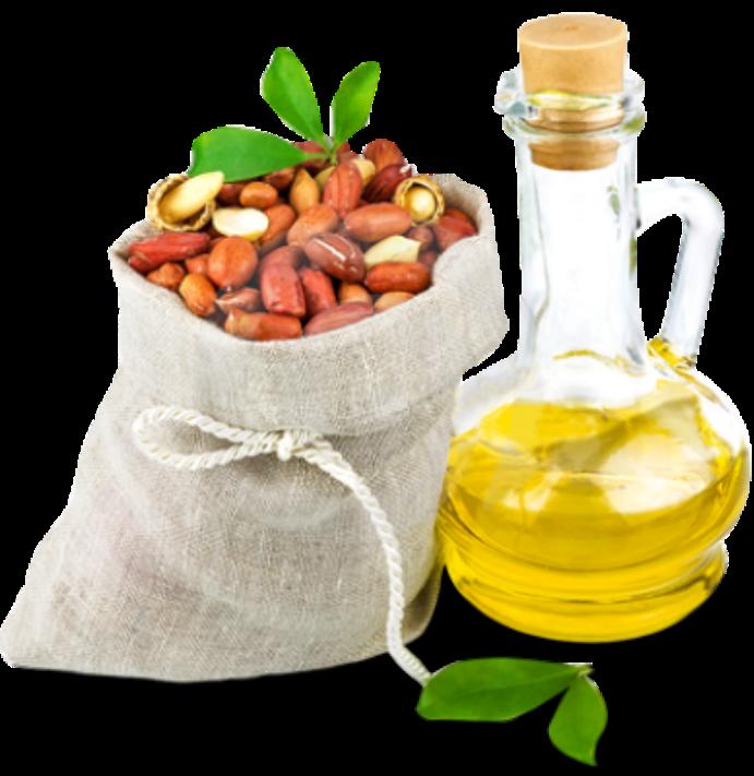 Unrefined Cold Pressed Peanut Oil - 500ml