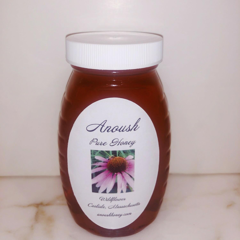 8 oz. Honey Jar