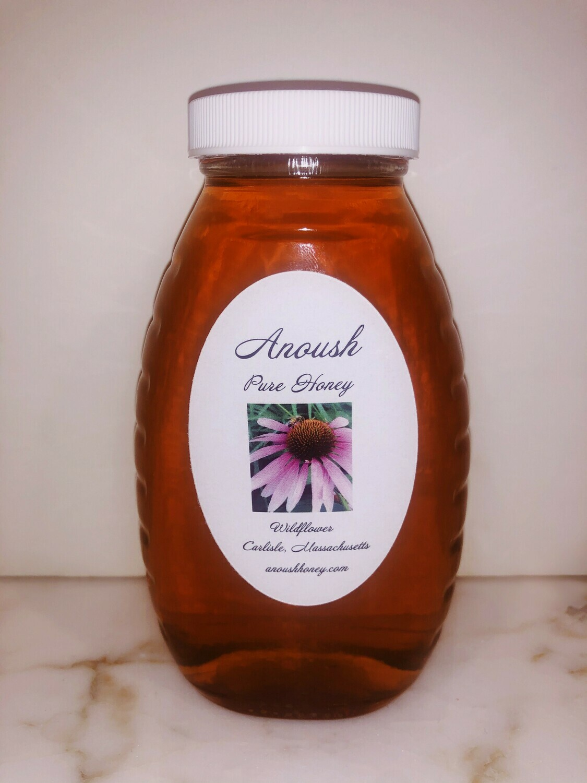 1 lb. Honey Jar
