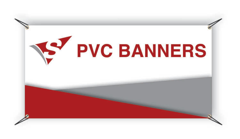PVC Banner 1200mm x 3000mm