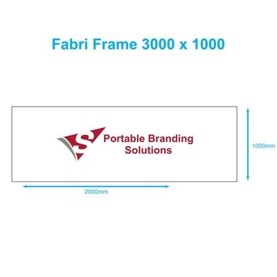 Fabri Frame 4m x 2m