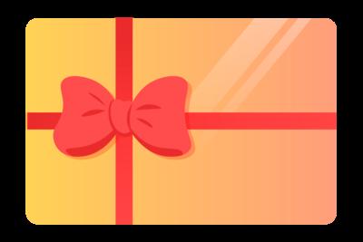 بطاقة هدية إلكترونية