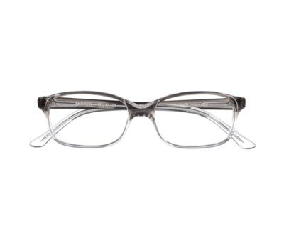 Okulary Andrew Transparent Grey 1180 oprawka oraz najwyższej jakości soczewki STANDARD PLUS