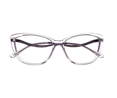 Okulary Bella Transparent 1354 oprawka oraz najwyższej jakości soczewki STANDARD PLUS