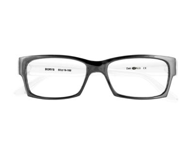 Okulary Borys Gray 0020 oprawka oraz najwyższej jakości soczewki STANDARD PLUS