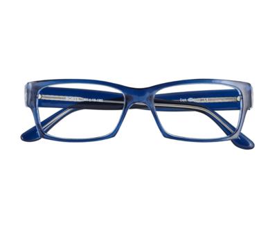 Okulary Borys Blue 3880 oprawka oraz najwyższej jakości soczewki STANDARD PLUS