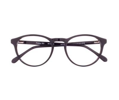 Okulary Frame Black 153 006 oprawka oraz najwyższej jakości soczewki STANDARD PLUS