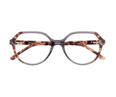 Okulary Frame Animal Violet 167 232 oprawka oraz najwyższej jakości soczewki STANDARD PLUS