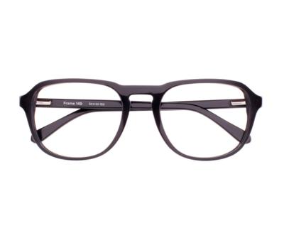 Okulary Frame Black 149 006 oprawka oraz najwyższej jakości soczewki STANDARD PLUS