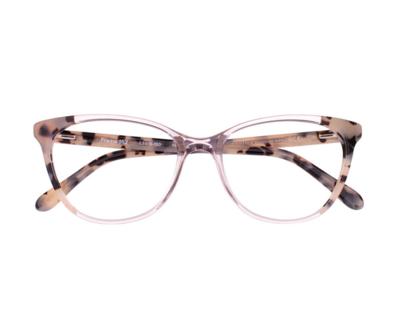 Okulary Frame Animal Pink 162 231 oprawka oraz najwyższej jakości soczewki STANDARD PLUS