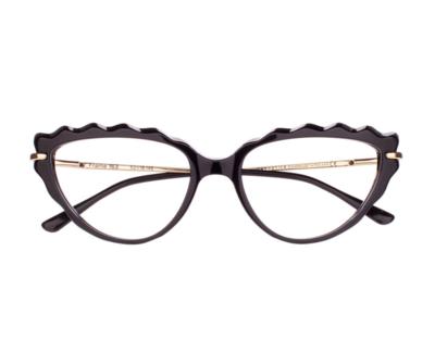 Okulary Frame Black Puma 163 185 oprawka oraz najwyższej jakości soczewki STANDARD PLUS