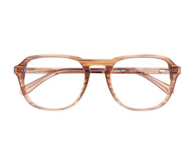 Okulary Frame Brown 149 30 oprawka oraz najwyższej jakości soczewki STANDARD PLUS