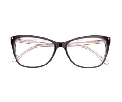Okulary Frame Gold 159 136 oprawka oraz najwyższej jakości soczewki STANDARD PLUS