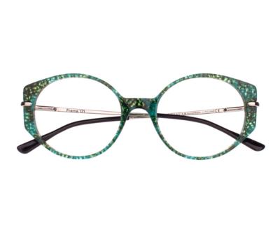 Okulary Frame Green 171 256 oprawka oraz najwyższej jakości soczewki STANDARD PLUS