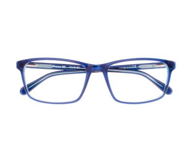 Okulary Frame Blue 141 191 oprawka oraz najwyższej jakości soczewki STANDARD PLUS