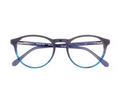 Okulary Frame Blue 153 197 oprawka oraz najwyższej jakości soczewki STANDARD PLUS