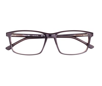 Okulary Frame Brown 160 070 oprawka oraz najwyższej jakości soczewki STANDARD PLUS
