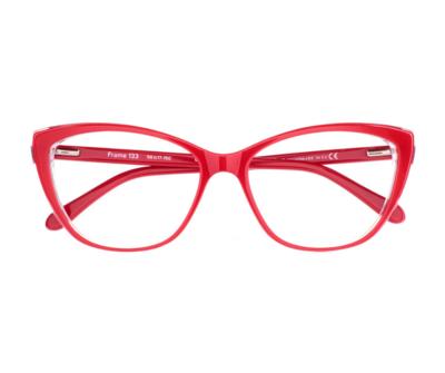 Okulary Frame Rose 133 028 oprawka oraz najwyższej jakości soczewki STANDARD PLUS