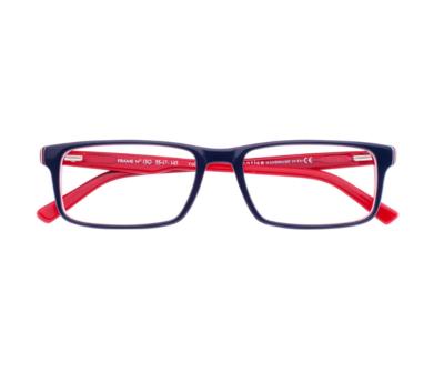 Okulary Frame Red 130 026 oprawka oraz najwyższej jakości soczewki STANDARD PLUS