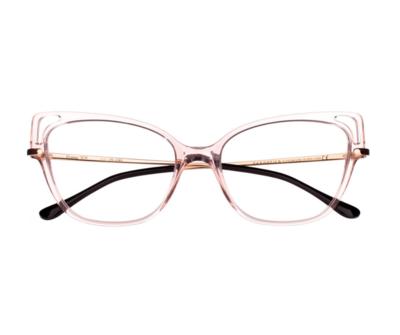 Okulary Frame Pink 168 193 oprawka oraz najwyższej jakości soczewki STANDARD PLUS