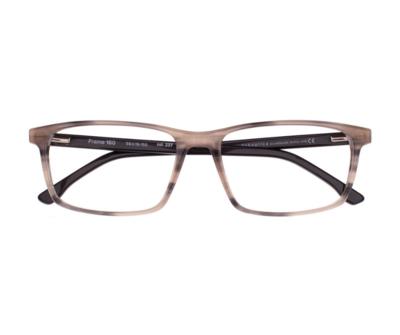 Okulary Frame Latte 160 237 oprawka oraz najwyższej jakości soczewki STANDARD PLUS