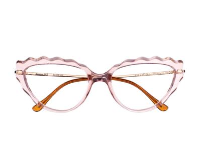 Okulary Frame Pink Cloud 163 193 oprawka oraz najwyższej jakości soczewki STANDARD PLUS