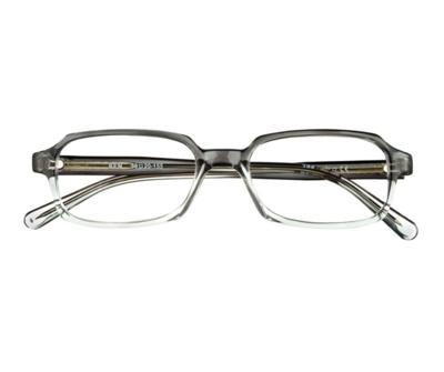 Okulary Ken Transparent Gray 1180 oprawka oraz najwyższej jakości soczewki STANDARD PLUS