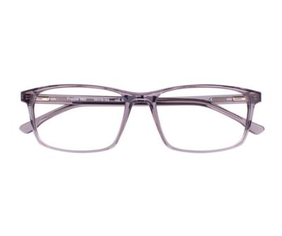 Okulary Frame Transparent Brown 160 100 oprawka oraz najwyższej jakości soczewki STANDARD PLUS