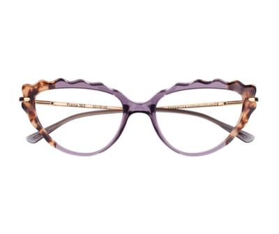 Okulary Frame Violet Cat 163 232 oprawka oraz najwyższej jakości soczewki STANDARD PLUS