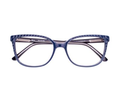 Okulary Gina Navy Blue 3960 oprawka oraz najwyższej jakości soczewki STANDARD PLUS