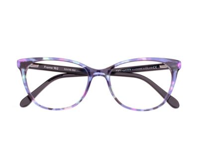 Okulary Frame Violet 162 096 oprawka oraz najwyższej jakości soczewki STANDARD PLUS