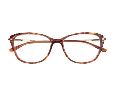 Okulary Merlin Brown 1870 oprawka oraz najwyższej jakości soczewki STANDARD PLUS