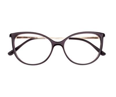Okulary Kirstin Black 0012 oprawka oraz najwyższej jakości soczewki STANDARD PLUS