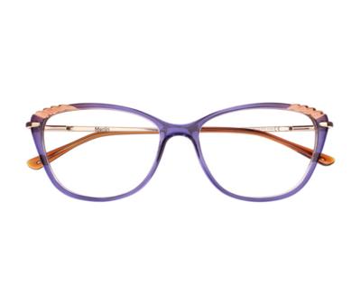 Okulary Merlin Purple 3897 oprawka oraz najwyższej jakości soczewki STANDARD PLUS