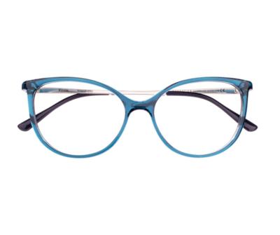 Okulary Kirstin Blue 3880 oprawka oraz najwyższej jakości soczewki STANDARD PLUS