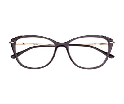 Okulary Merlin Black 0012 oprawka oraz najwyższej jakości soczewki STANDARD PLUS