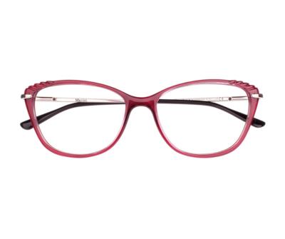 Okulary Merlin Pink 2522 oprawka oraz najwyższej jakości soczewki STANDARD PLUS