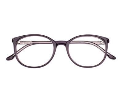 Okulary London Black 0010 oprawka oraz najwyższej jakości soczewki STANDARD PLUS