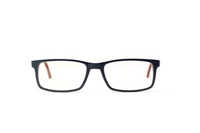MELANINA MAX PROTECT Frame 130 Black - Okulary