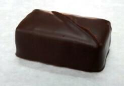 Nougats enrobés de chocolats