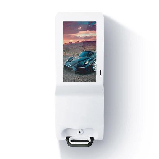 Hand Sanitizer w/ Display