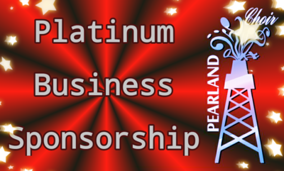 Platinum Business Sponsorship
