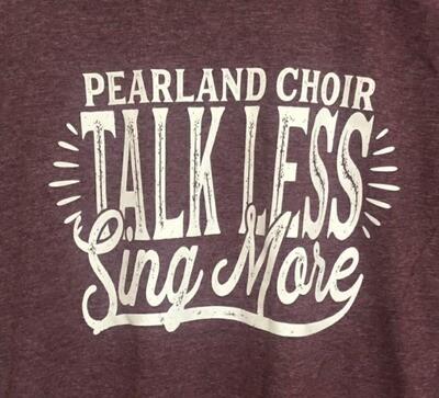 Talk Less, Sing More Shirt