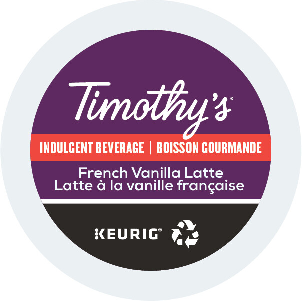 Timothy's French Vanilla Latte