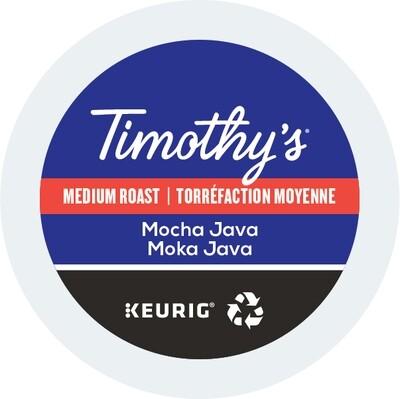 Timothy's Caf� Mocha